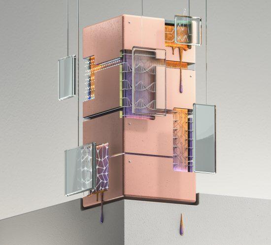 Alper Dostal Design CSU Research Magazine